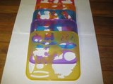 Assorted tupperware stencils (SET OF FIVE) in 29 Palms, California
