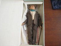 ~JAMES CAGNEY DOLL~MINT IN BOX~BY EFFENBEE~ in Naperville, Illinois
