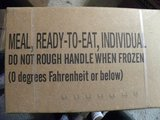 Want to Buy--MREs-Fresh Sealed Cases--- in Camp Lejeune, North Carolina