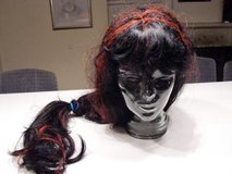 wigs for Fasching in Ramstein, Germany